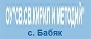 ОУ - ОУ Св. Св. Кирил и Методий - Бабяк