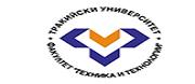 ТРАКИЙСКИ УНИВЕРСИТЕТ - ФАКУЛТЕТ ТЕХНИКА И ТЕХНОЛОГИИ - Ямбол